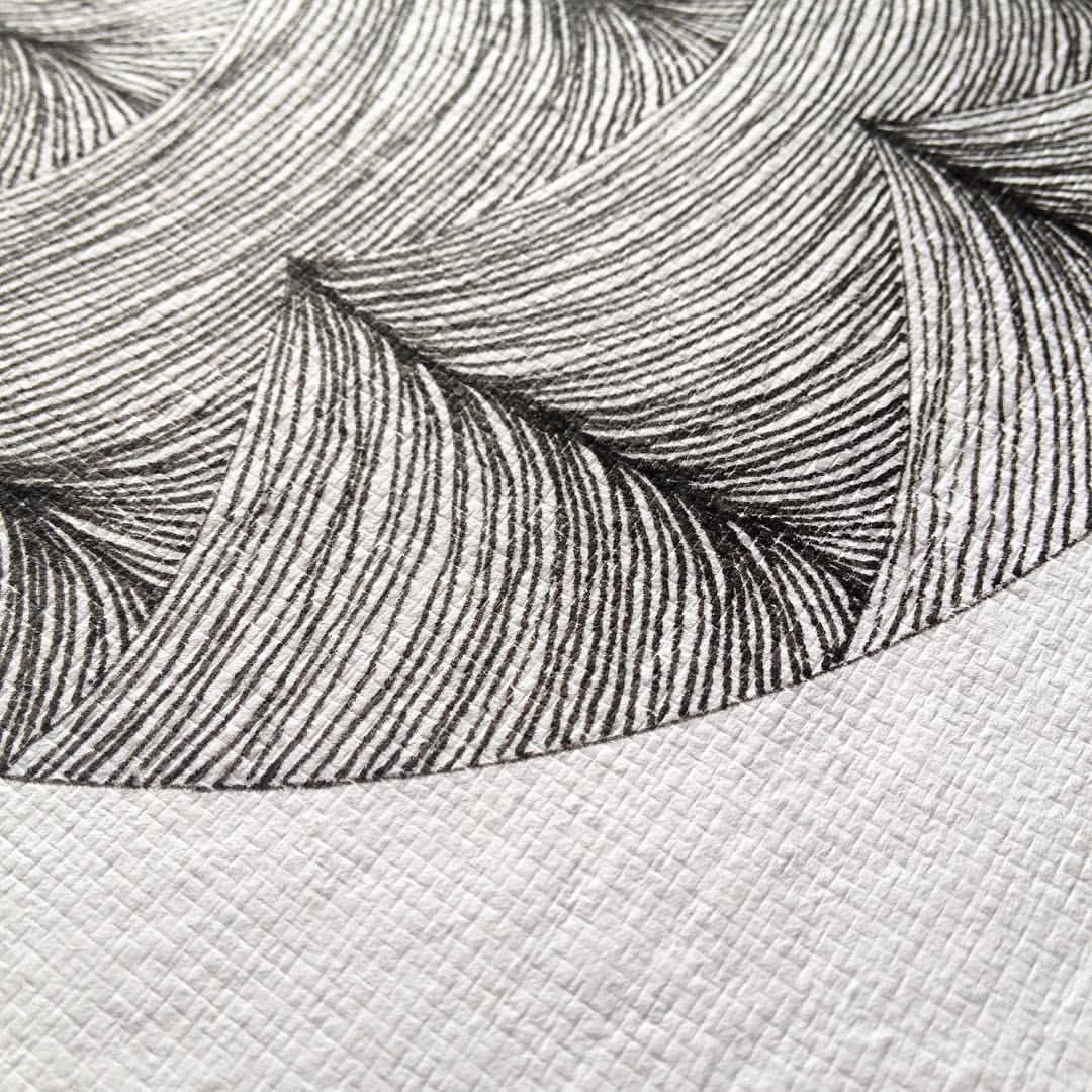 Ink Line Drawing | Naomi Ernest | Original Waves Art.jpg