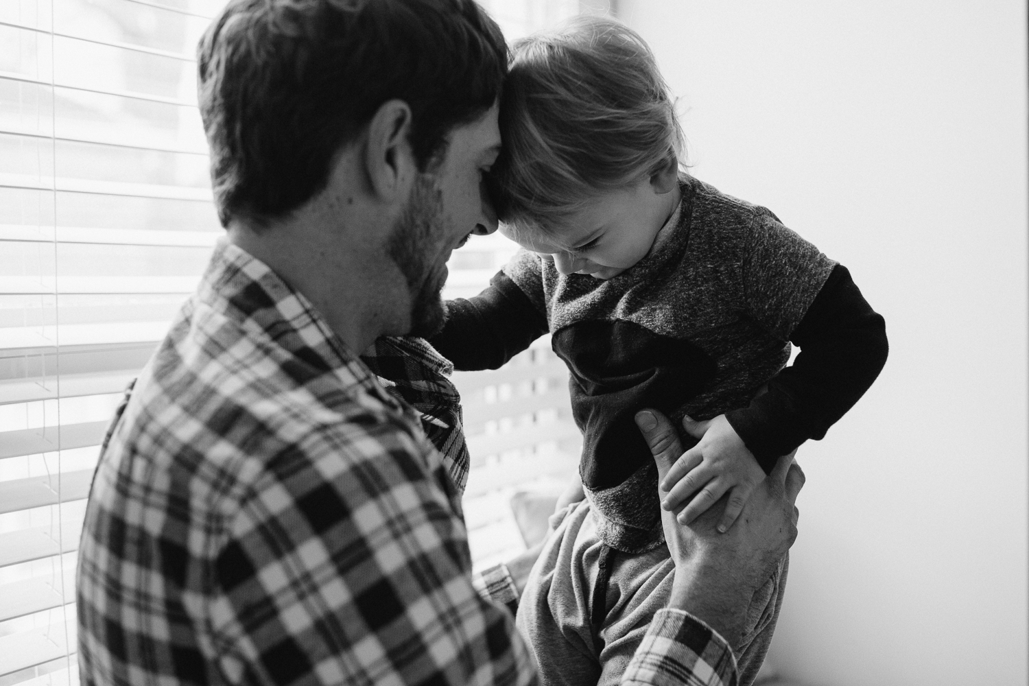 Dad and 2 year old toddler boy {Toronto Family Photographer}