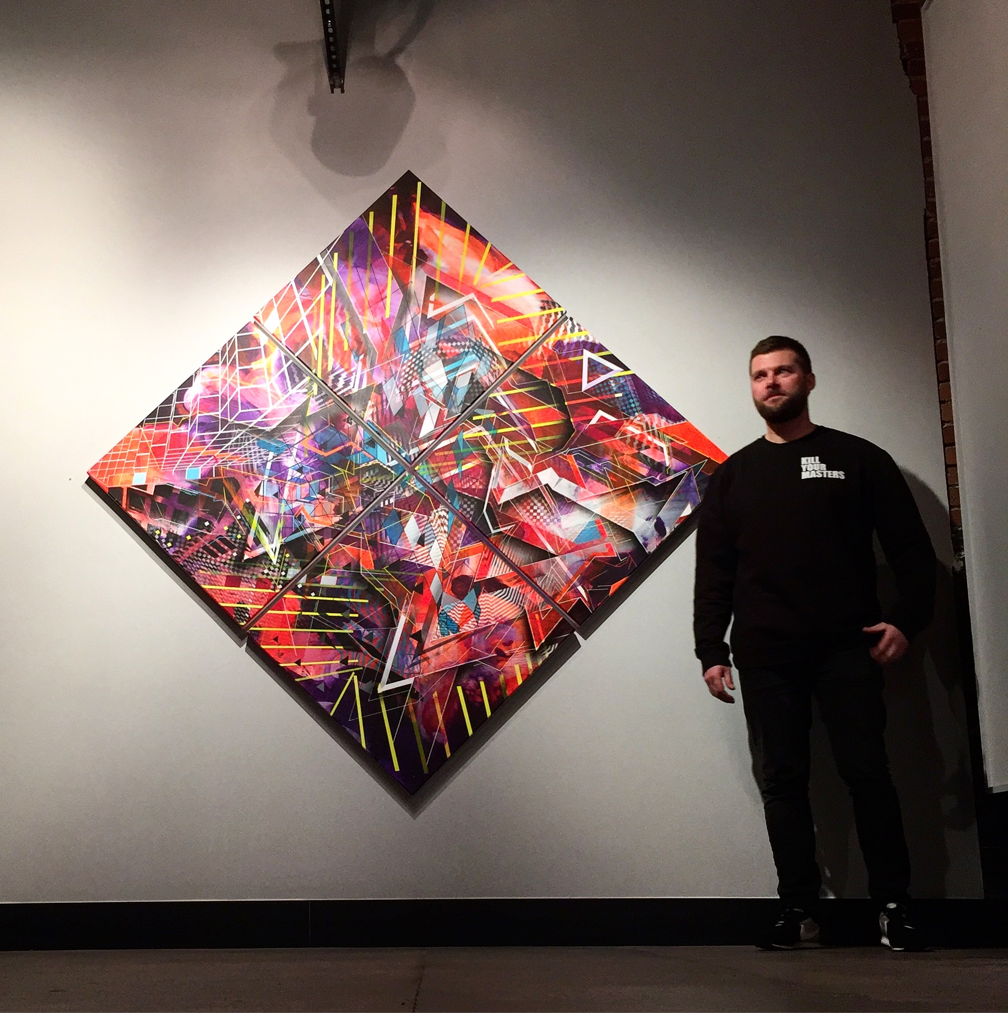 """""""Acidifiers"""" hanging all mighty at Knew Conscious"""