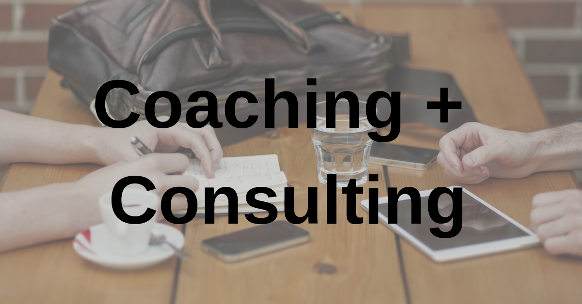 coaching consulting