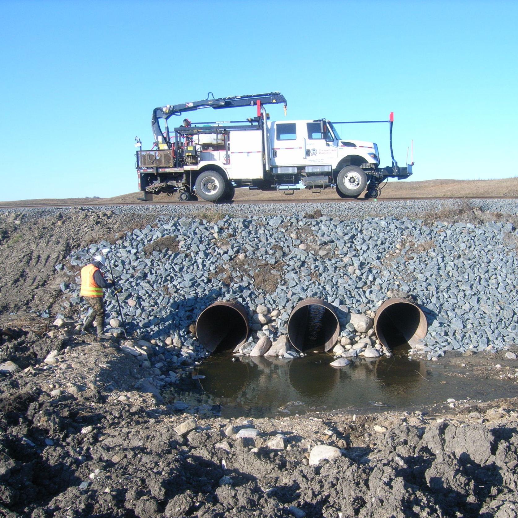 Pinnacle Engineering - Rail Projects - Hydraulic Analysis