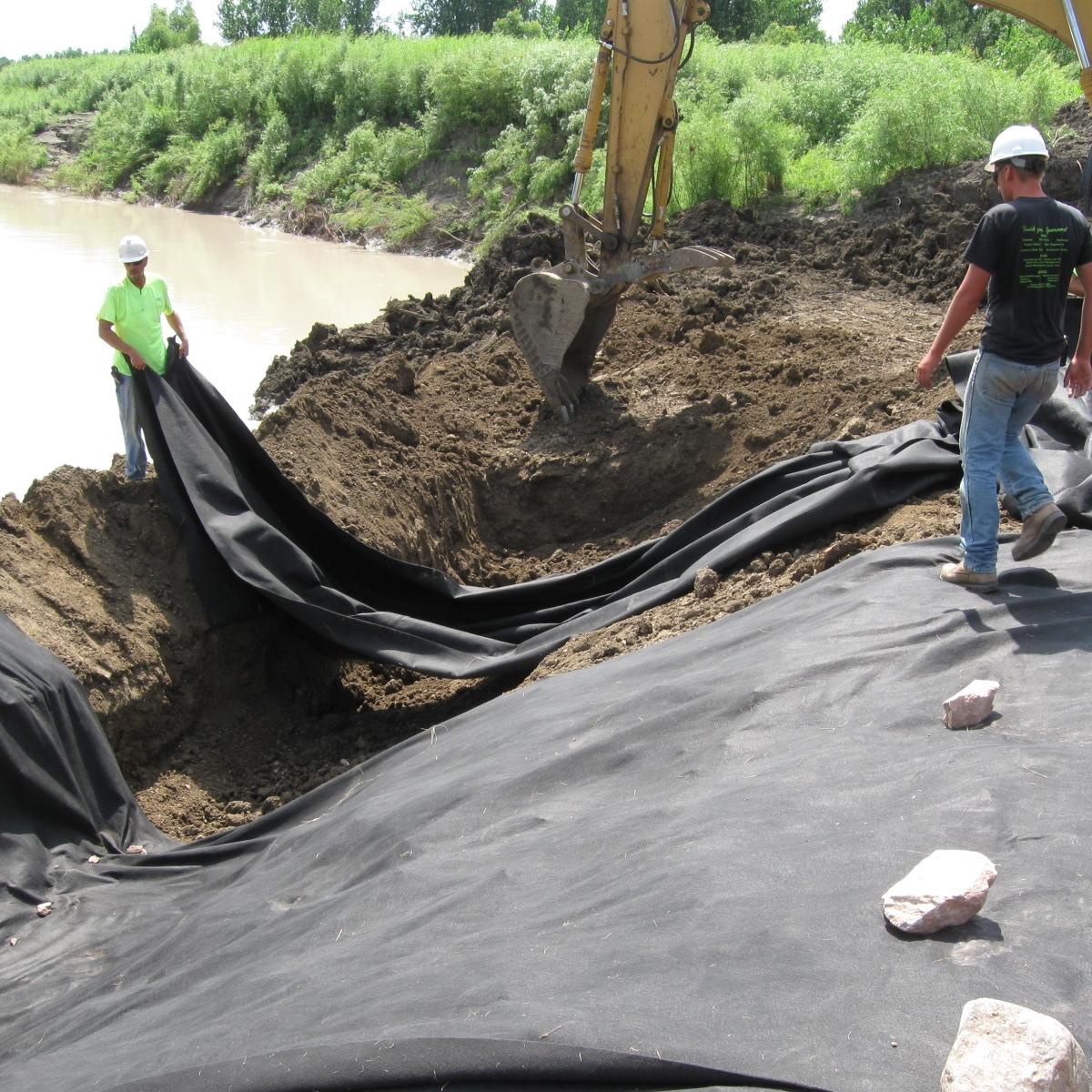 Pinnacle Engineering - Rail Projects - Major Erosion