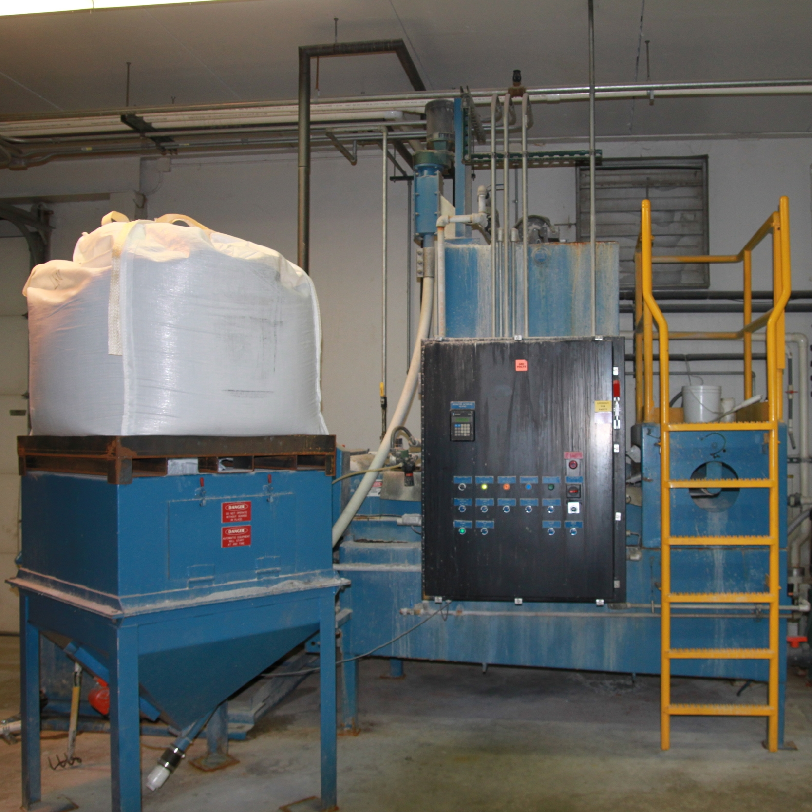Pinnacle Engineering - Industrial Projects - Industrial Wastewater Design/Build