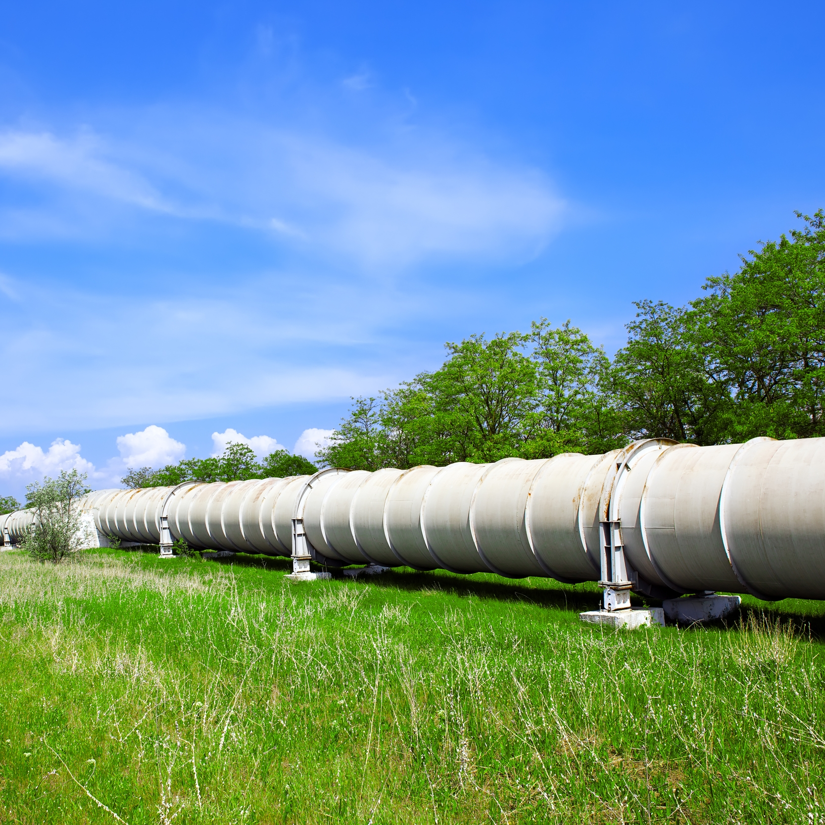 Pinnacle Engineering - GIS Projects - Asset Management Using GIS - National Petroleum Pipeline