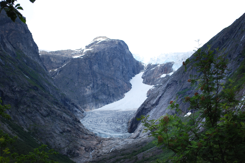 Brenndal Glacier