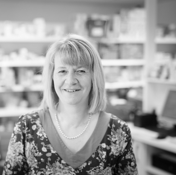 Gillian Gracey, PillPacPlus Pharmacist