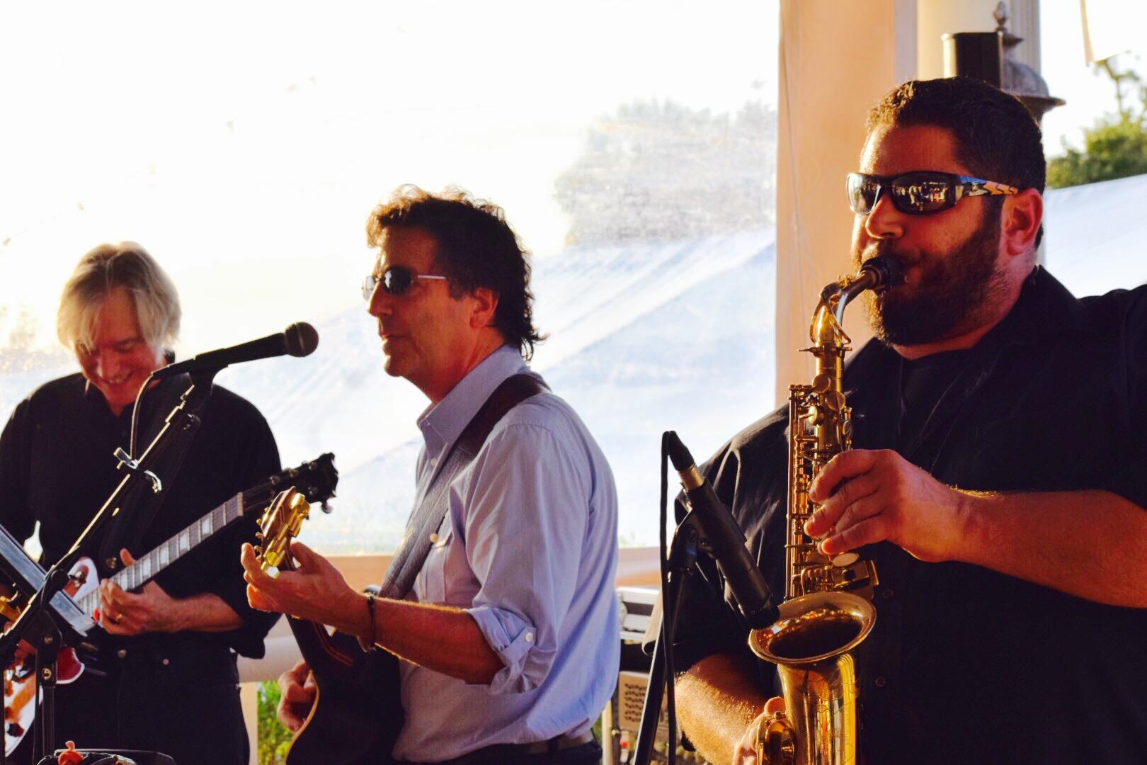 Lee Napier, David Neal Carroll, & Jarrod Valenti