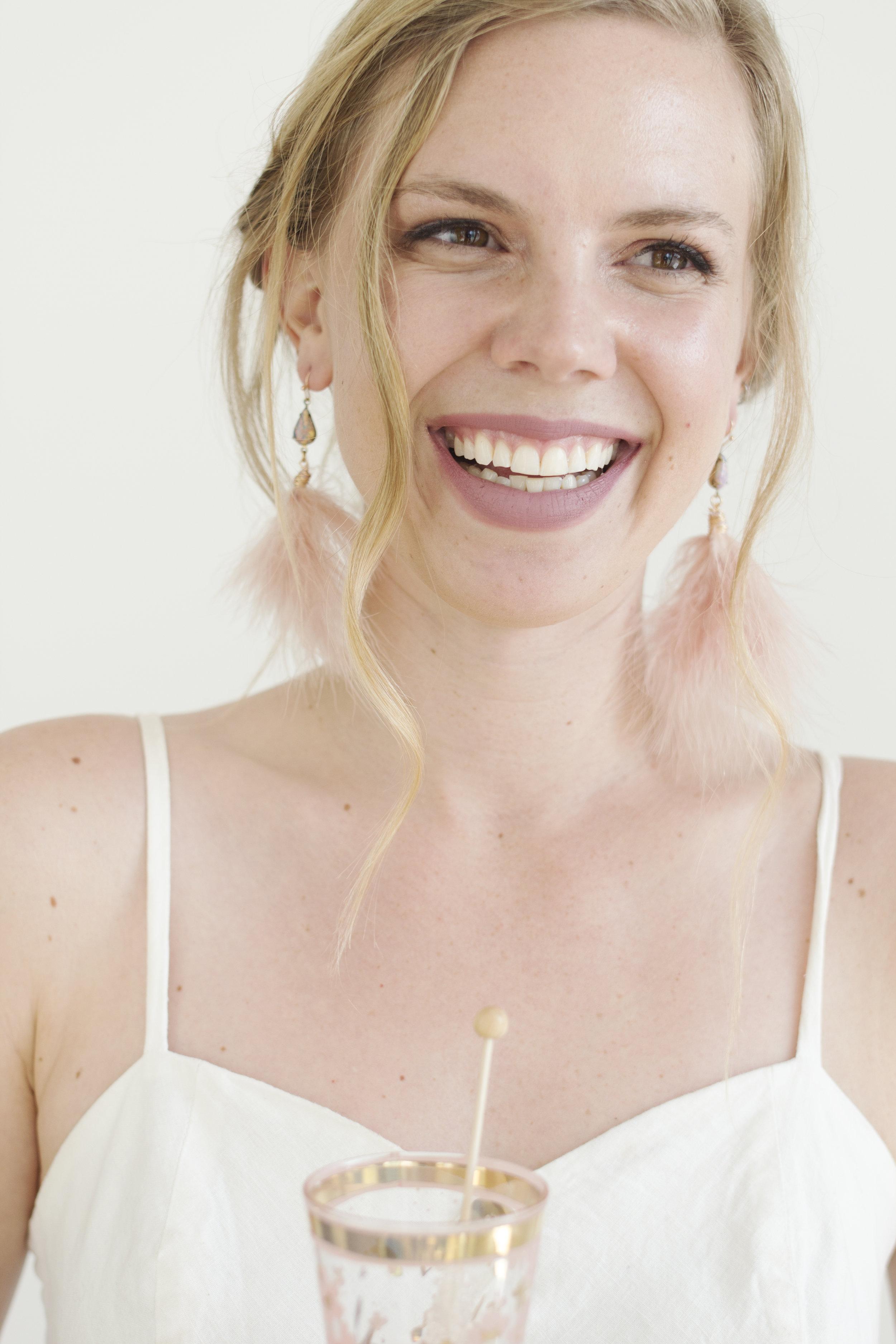 Petite Plume Duster Earrings -