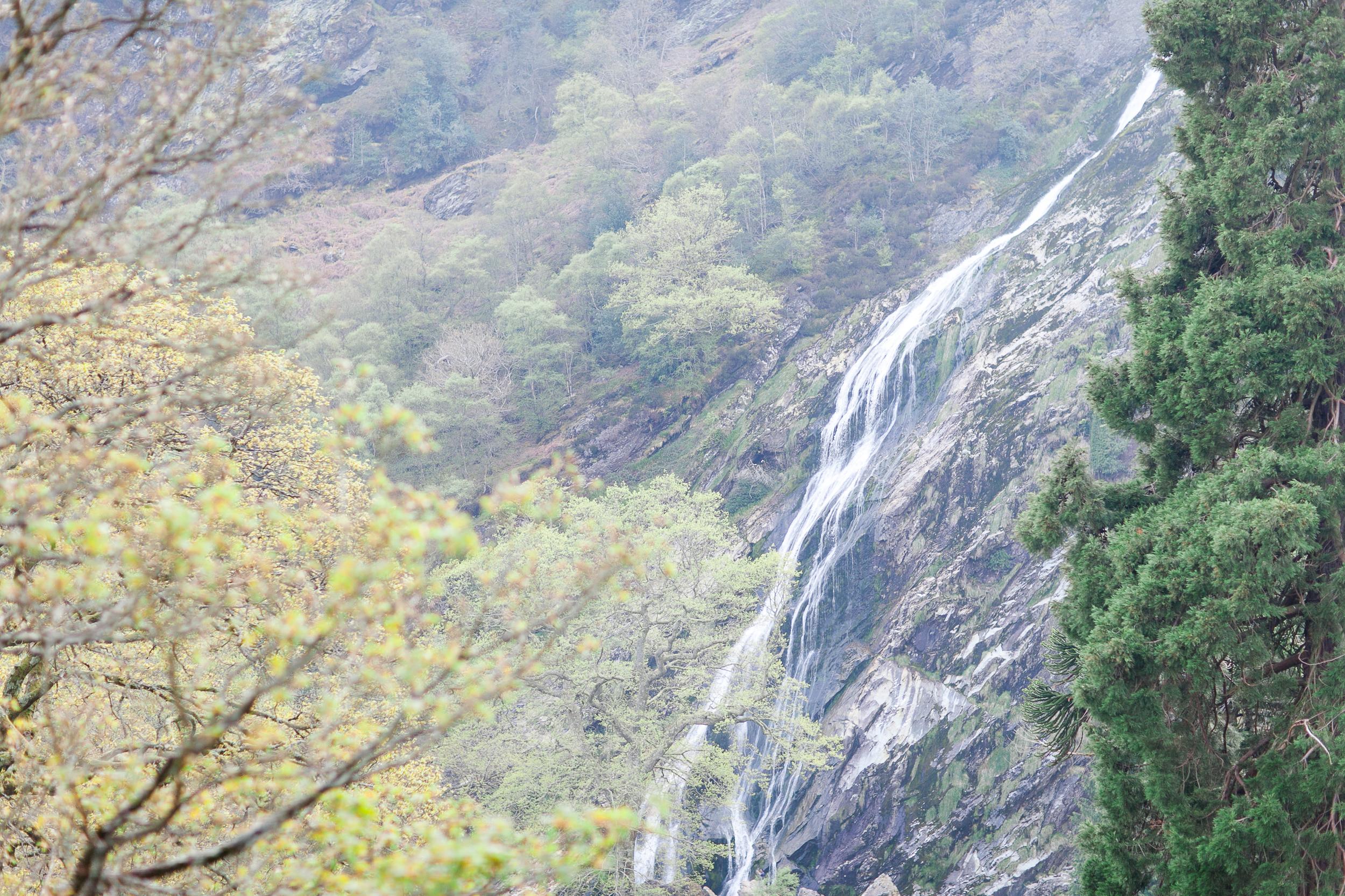 Powerscourt Waterfall Enniskerry