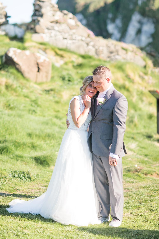 Kinbane castle wedding photos northern ireland wedding photographer-0021.jpg