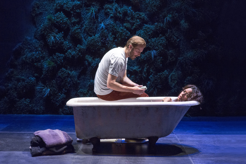 """""""Fluid, authentic, deeply affecting.A work that is as dramatically gripping as it is politically resonant.The characters in  Water by the Spoonful  earn our empathy not because of their spotless goodness but because of their muddling imperfect humanity."""" LA Times   Bill Hecht and Liza Colon-Zayas"""
