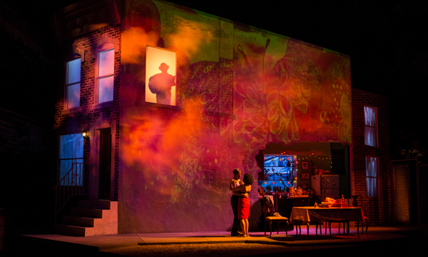 """""""Ex-Marine Elliot bears a terrible burden, and he would like more than anything to unload it, or better bury it.This is the sorrowful lyric of Quiara Alegria Hudes' magnificent play.""""  Chicago On the Aisle"""