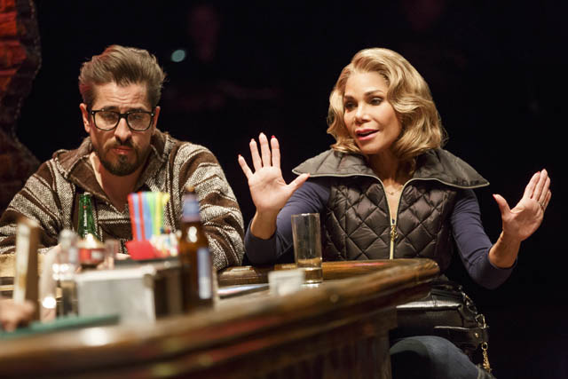 """""""A compassionate chronicle of the rewards of community and the irreparable damage of falling outside of those 'family' norms."""" - Theatre Is Easy   Matthew Saldivar and Daphne Rubin-Vega"""