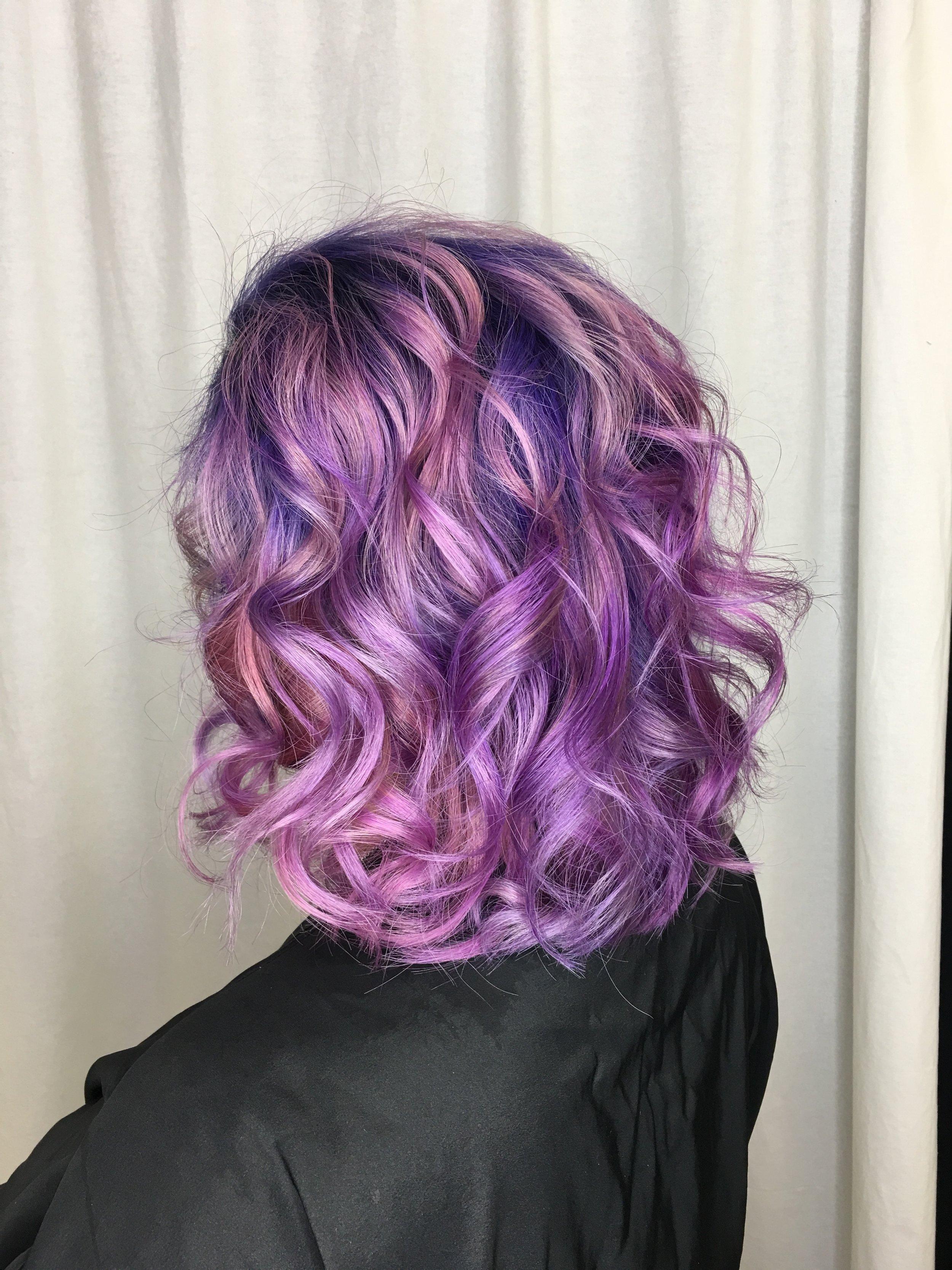 Purple Fairy Princess