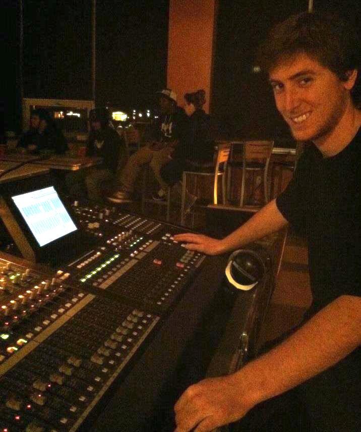 Derek Vogt- System Tech / Audio Guru