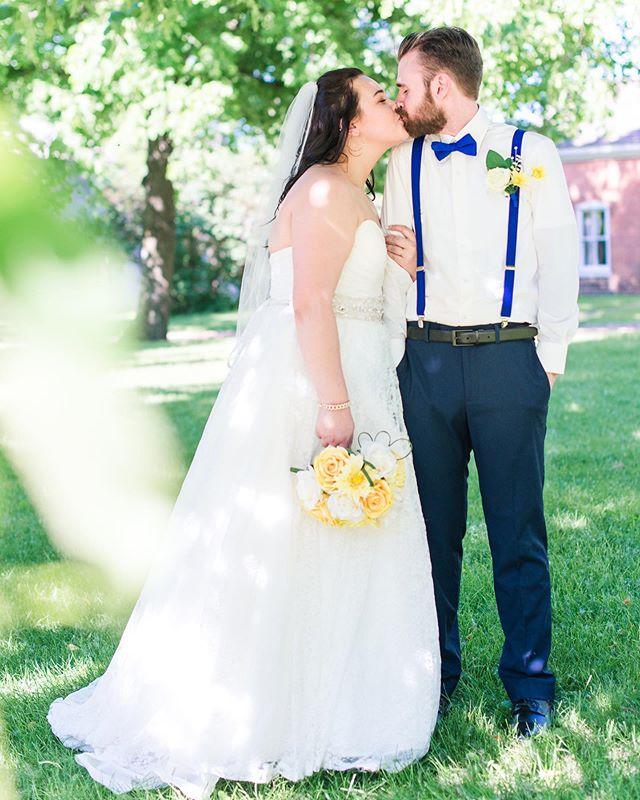 Here's a small sneak peek at yesterday's beautiful wedding! Congratulations Kylee & Bryan!