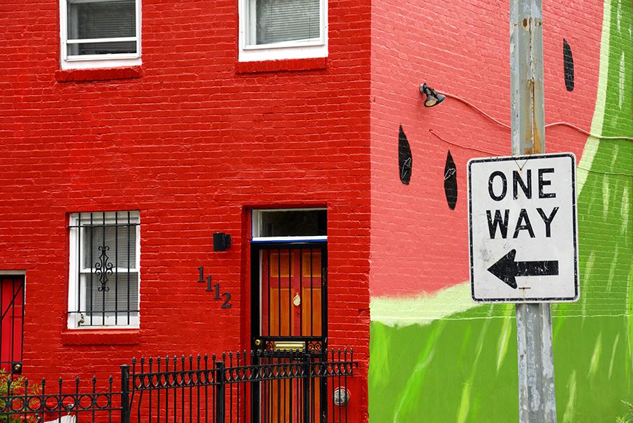 One-way slice