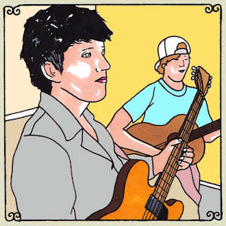 Me and Tim Easton by Daytrotter.