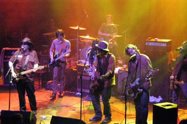 Playing Straight To Hell with Drivin' N' Cryin' and Todd Snider at The Roxy in Atlanta in 2007.