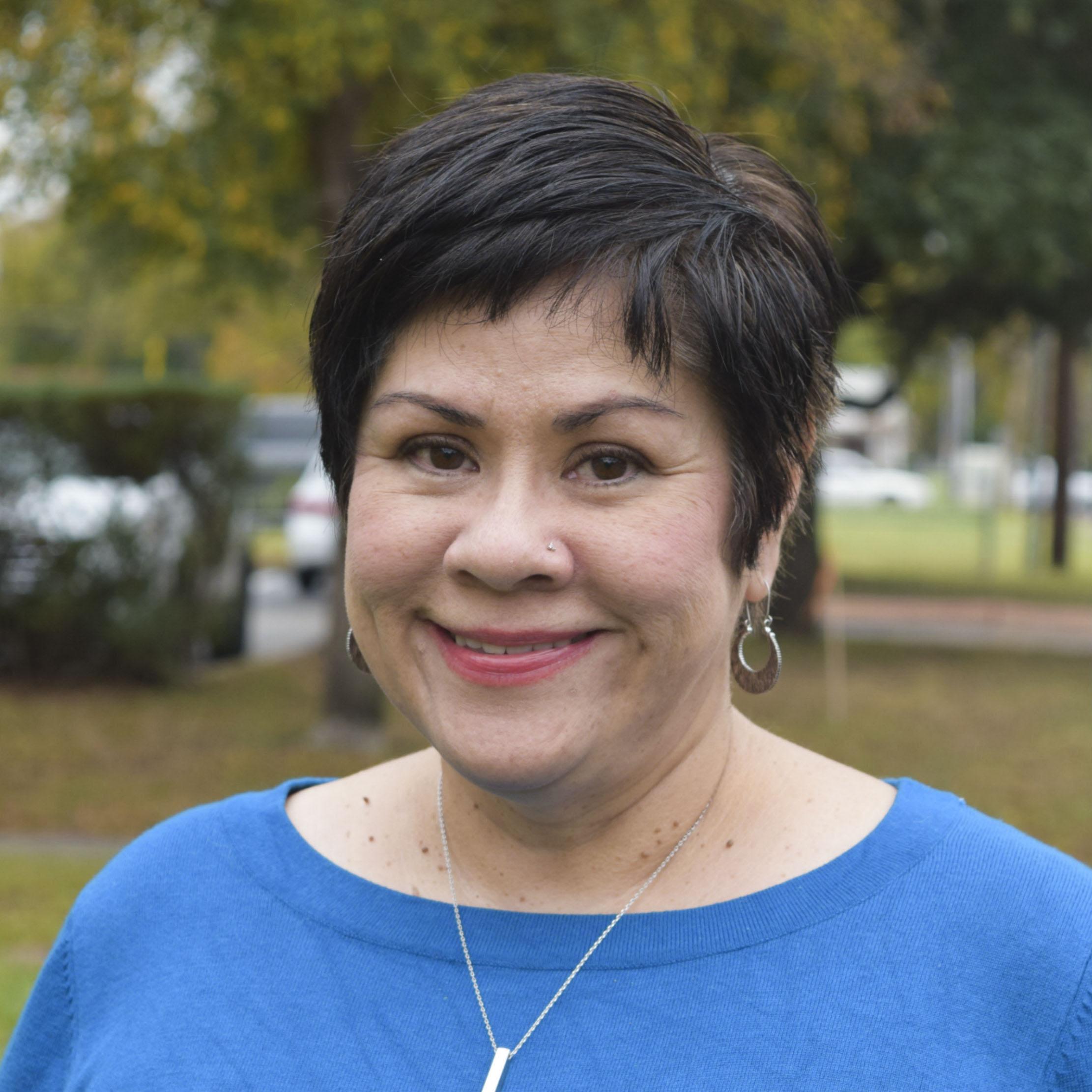 Selena Muñoz, Chief Programs Officer