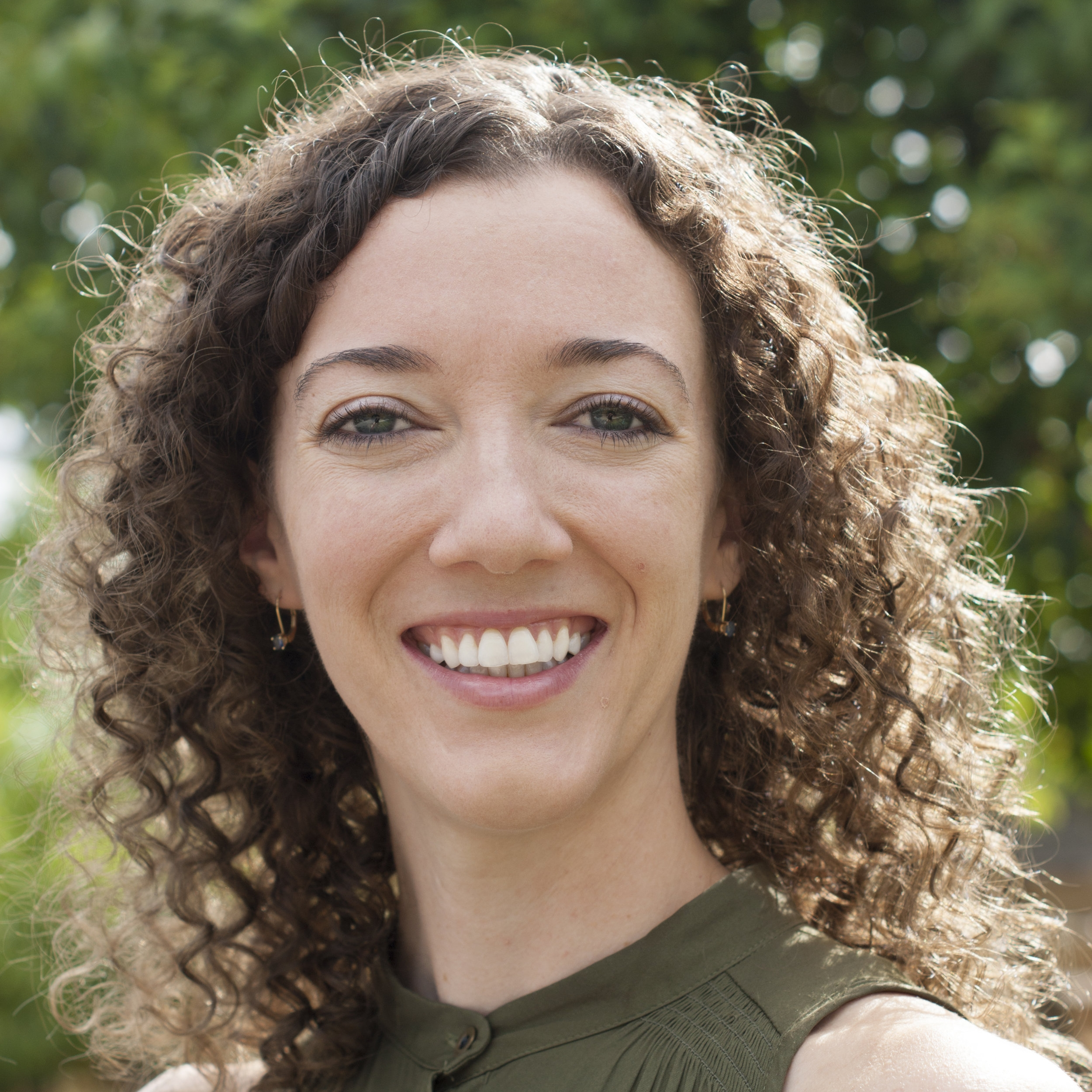 Sarah Forbes, Partnerships Program Manager