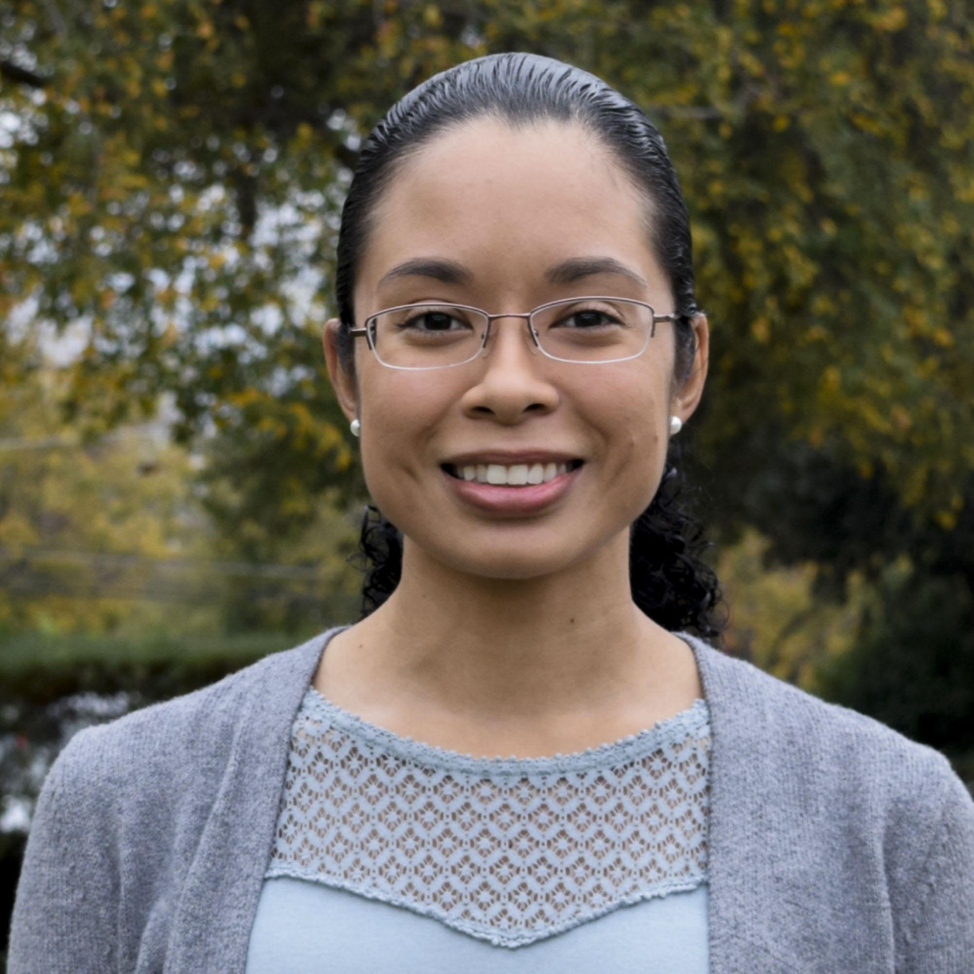 Liliana Galvez, PALS Program Coordinator