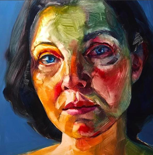 Sharma Shields - Managing Editor (painting by Kate Vita)