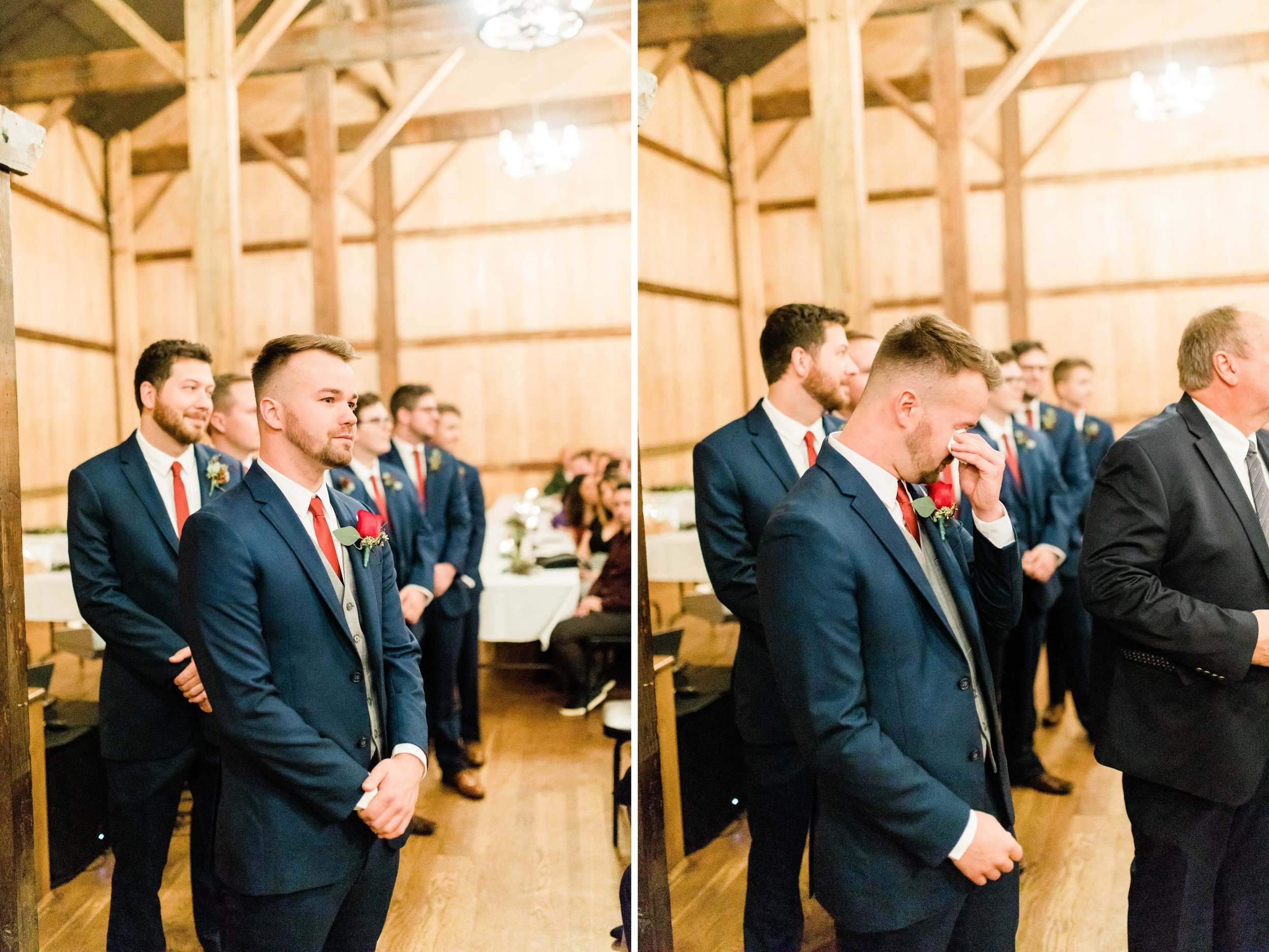 the heartland barn wedding ceremony.jpg