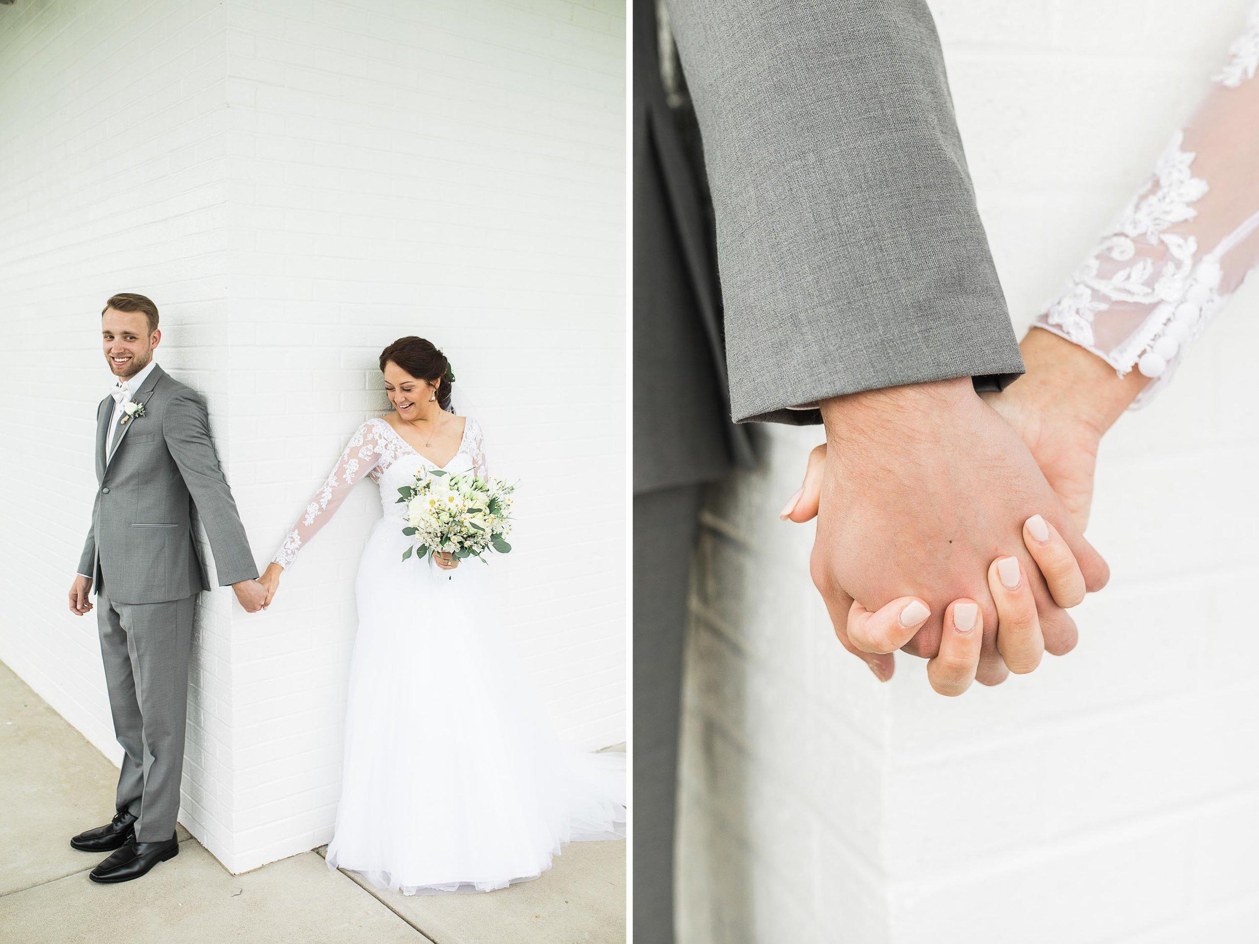 first peek around the corner wedding.jpg