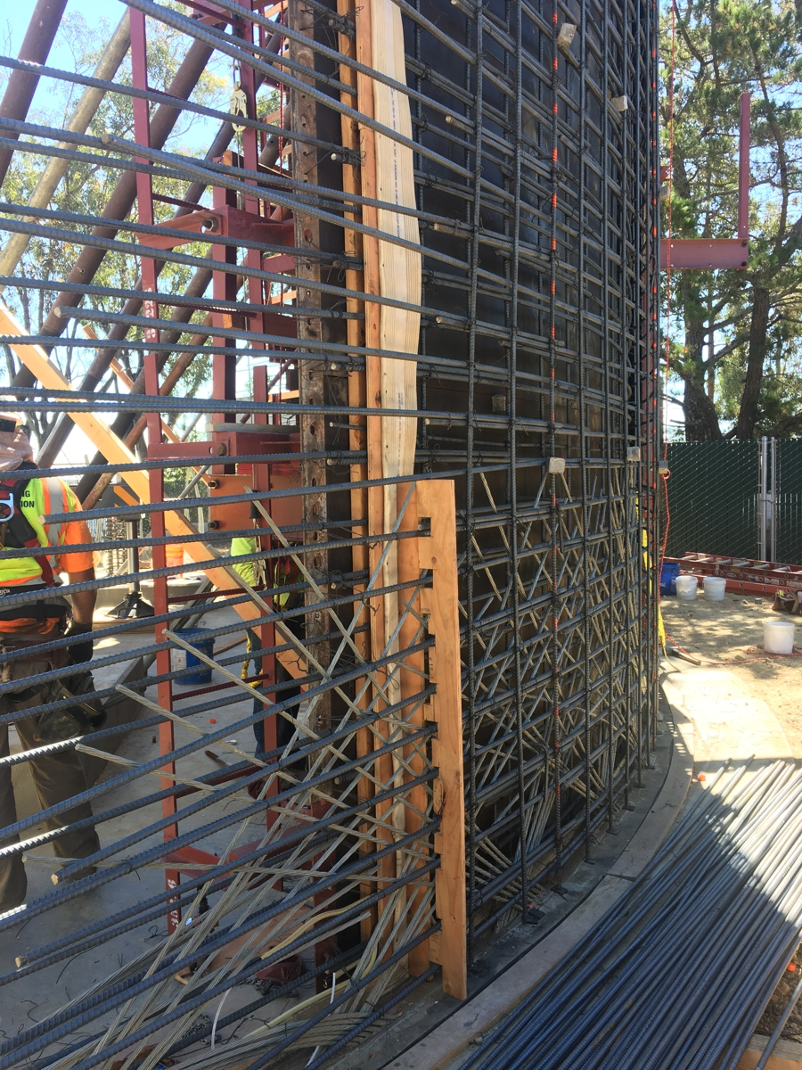 Storage Tank 120_7-31-2017_Storage Tank 120 - Setting Wall Forms and WaterstopA.JPG