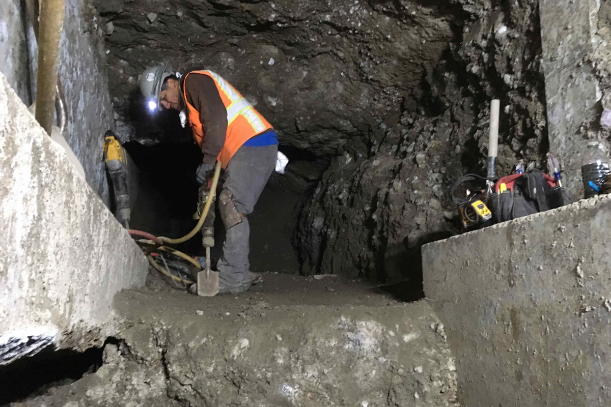 12 kVA Vault Excavation Under Solids Handling Building.jpg