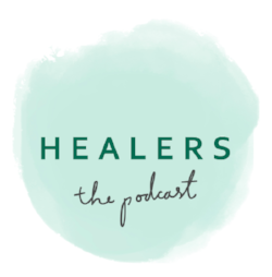 Podcast guest - focusing on healing our relationship with our things
