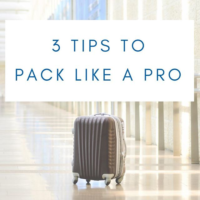 Dreading packing for Spring Break? Then follow these 3 pack-like-a-pro tips to cut your packing time in half. ⠀⠀⠀⠀⠀⠀⠀⠀⠀ 1. Complete the laundry. Wash, dry, fold AND put away. Don't sift through baskets full of clean clothes. ⠀⠀⠀⠀⠀⠀⠀⠀⠀ ⠀⠀⠀⠀⠀⠀⠀⠀⠀ 2. Make a list. Not in your head. I mean write down a list of things you want to take, events that require outfits. ⠀⠀⠀⠀⠀⠀⠀⠀⠀ ⠀⠀⠀⠀⠀⠀⠀⠀⠀ 3. Use packing cubes. Similar to big cabinets or drawers, create divide to create order. Eagle Creek packing cubes for the win. ⠀⠀⠀⠀⠀⠀⠀⠀⠀ ⠀⠀⠀⠀⠀⠀⠀⠀⠀ For more details on the 3 steps and most importantly, the one trick to get you to unpack when you get home, click the link in profile to read the full post!. ⠀⠀⠀⠀⠀⠀⠀⠀⠀ ⠀⠀⠀⠀⠀⠀⠀⠀⠀ Enjoy your vacation (errr, family trip?)!⠀⠀⠀⠀⠀⠀⠀⠀⠀ ⠀⠀⠀⠀⠀⠀⠀⠀⠀ #organize #simplify #tipsandtricks #habits #change #lessismore #professionalorganizer #organizedhome #organizedlife #organizing #declutter #getorganized #motivation #empowerment #inspiration #change #women #selflove #entrepreneur #empower #love #inspire #howtopack #howtopackwithkids #traveltips #organized travel