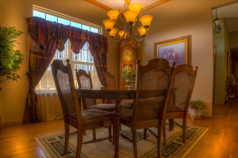 Formal Dinning Room, Sparta Missouri