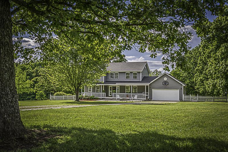 Exterior Residential, Marshfield Missouri