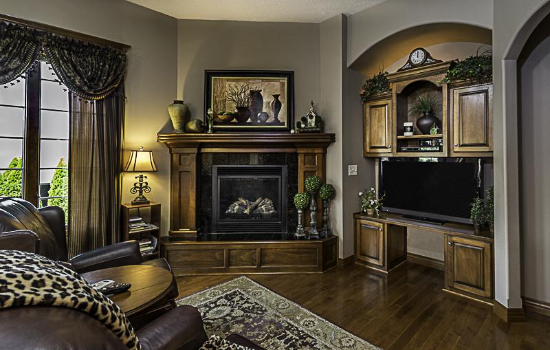 Family Room, Ozark Missouri