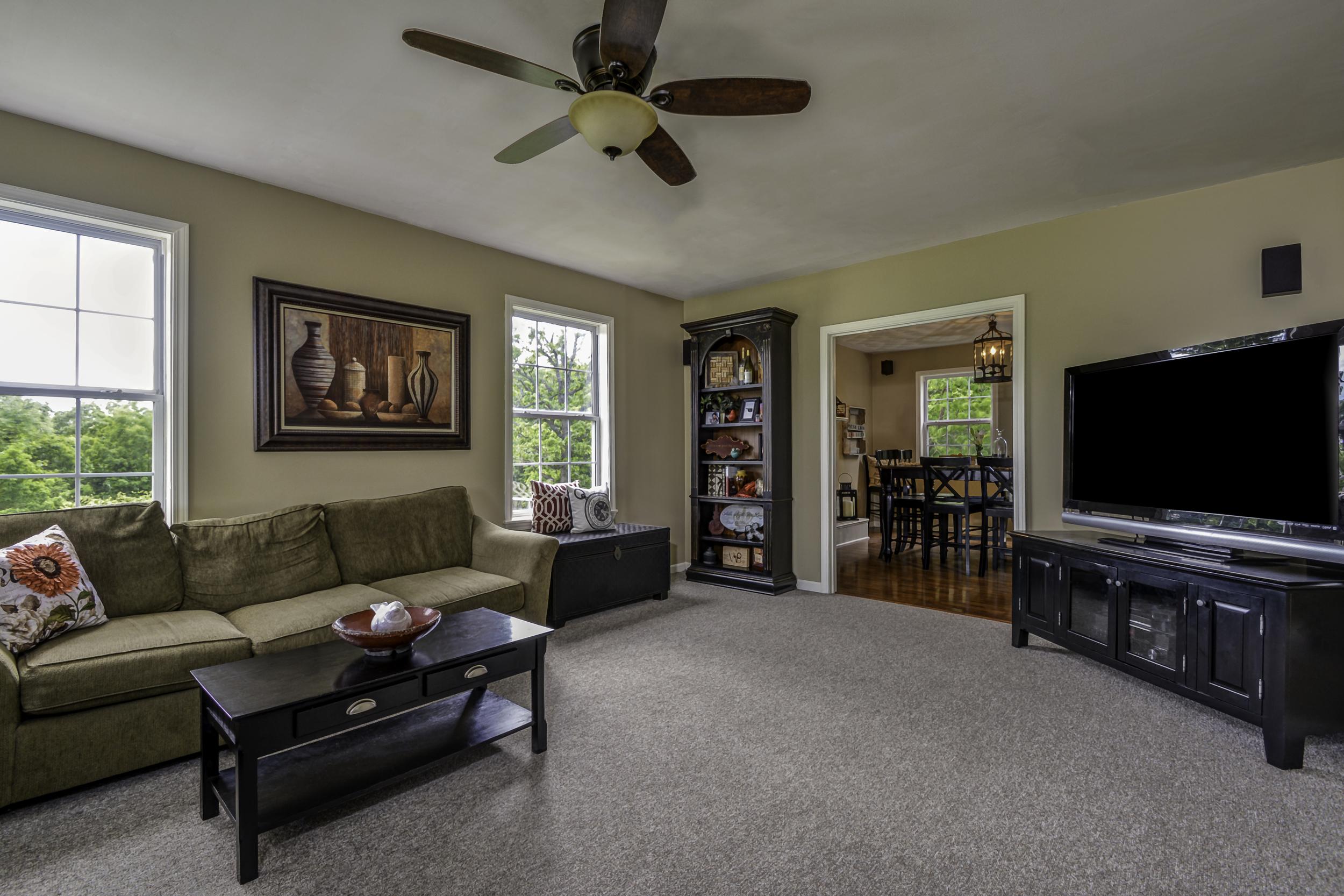 Living Room, Marshfield Missouri
