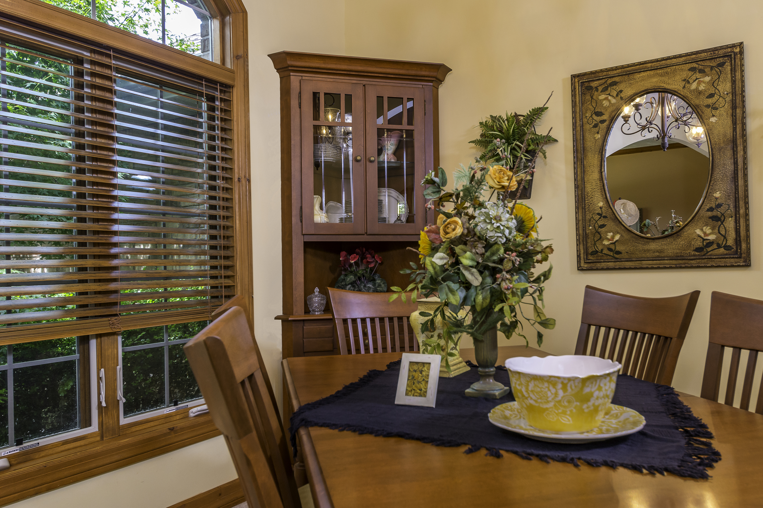 Formal Dinning Room, Ozark Missouri