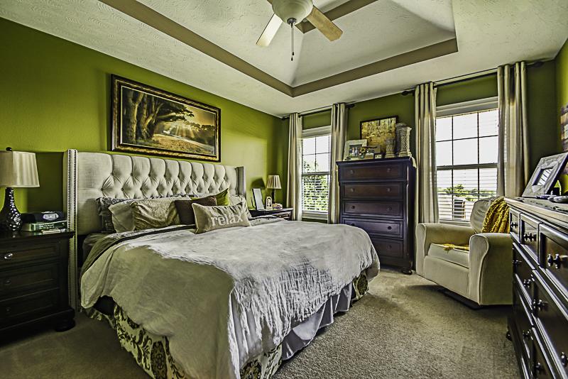 Master Bedroom, Ozark Missouri