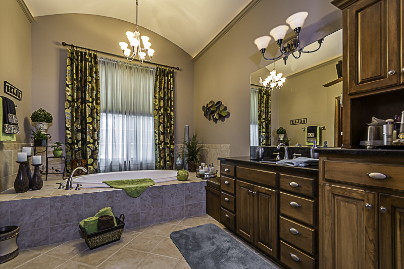 Master Bathroom, Ozark Missouri