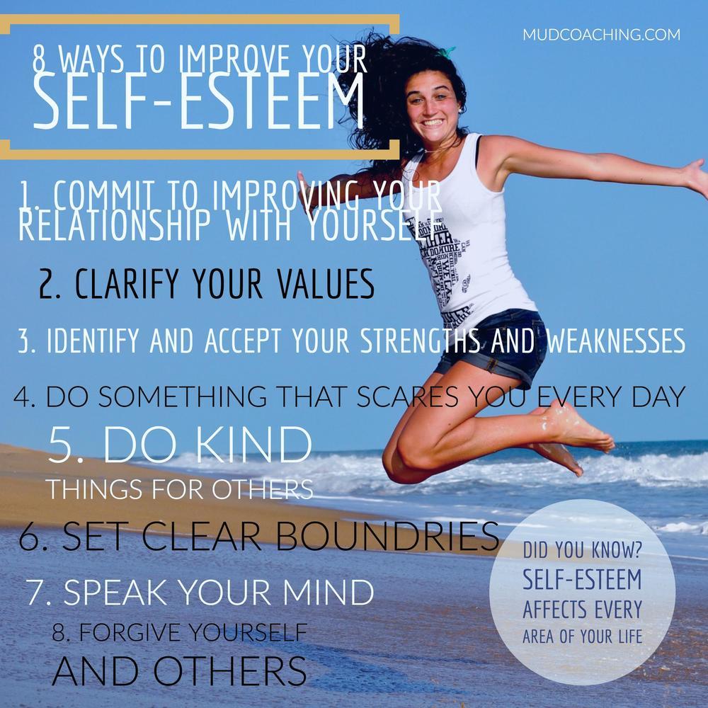 Better self your esteem how to 5 ways