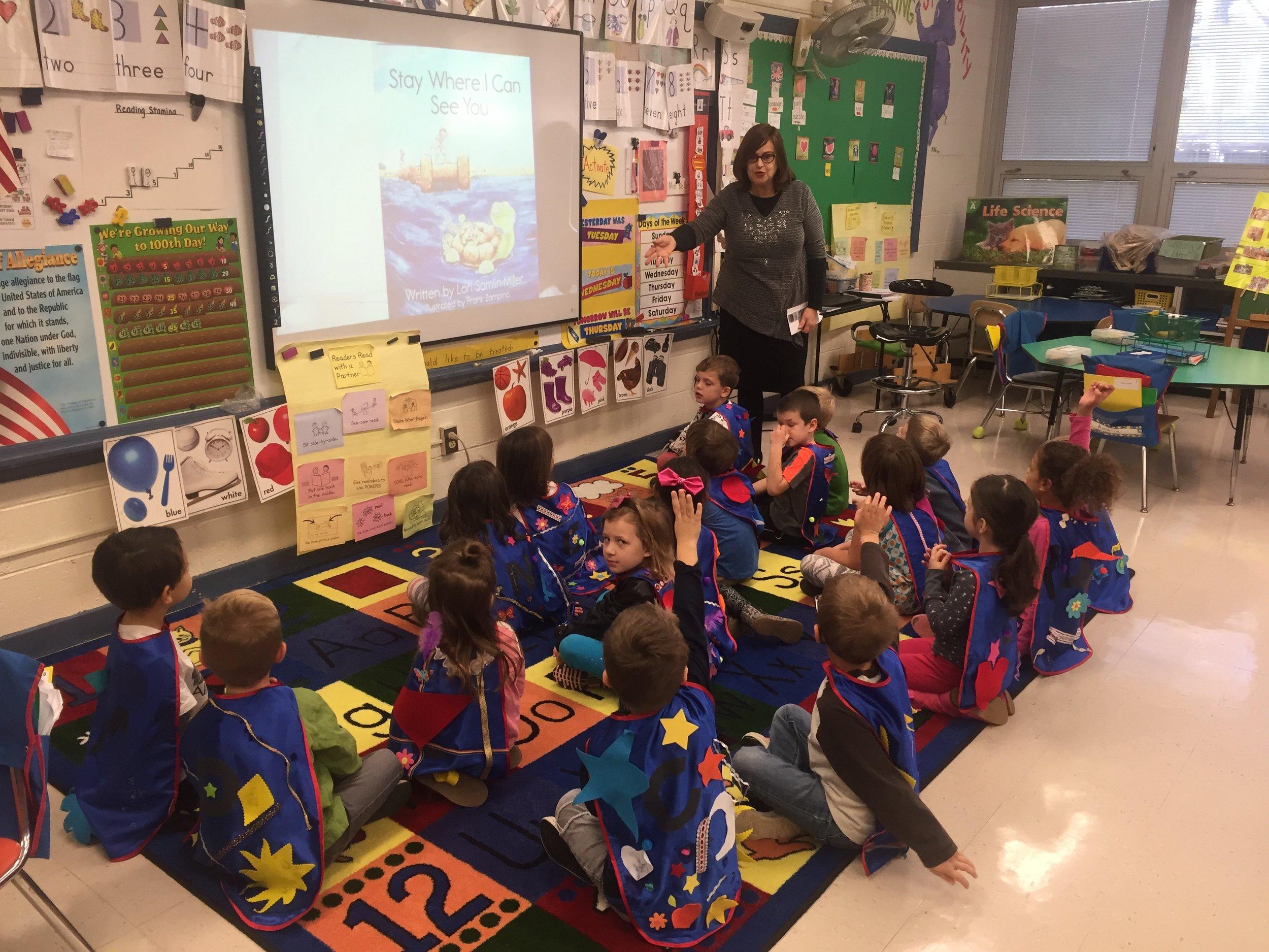 Kindergarten, Zane North.JPG