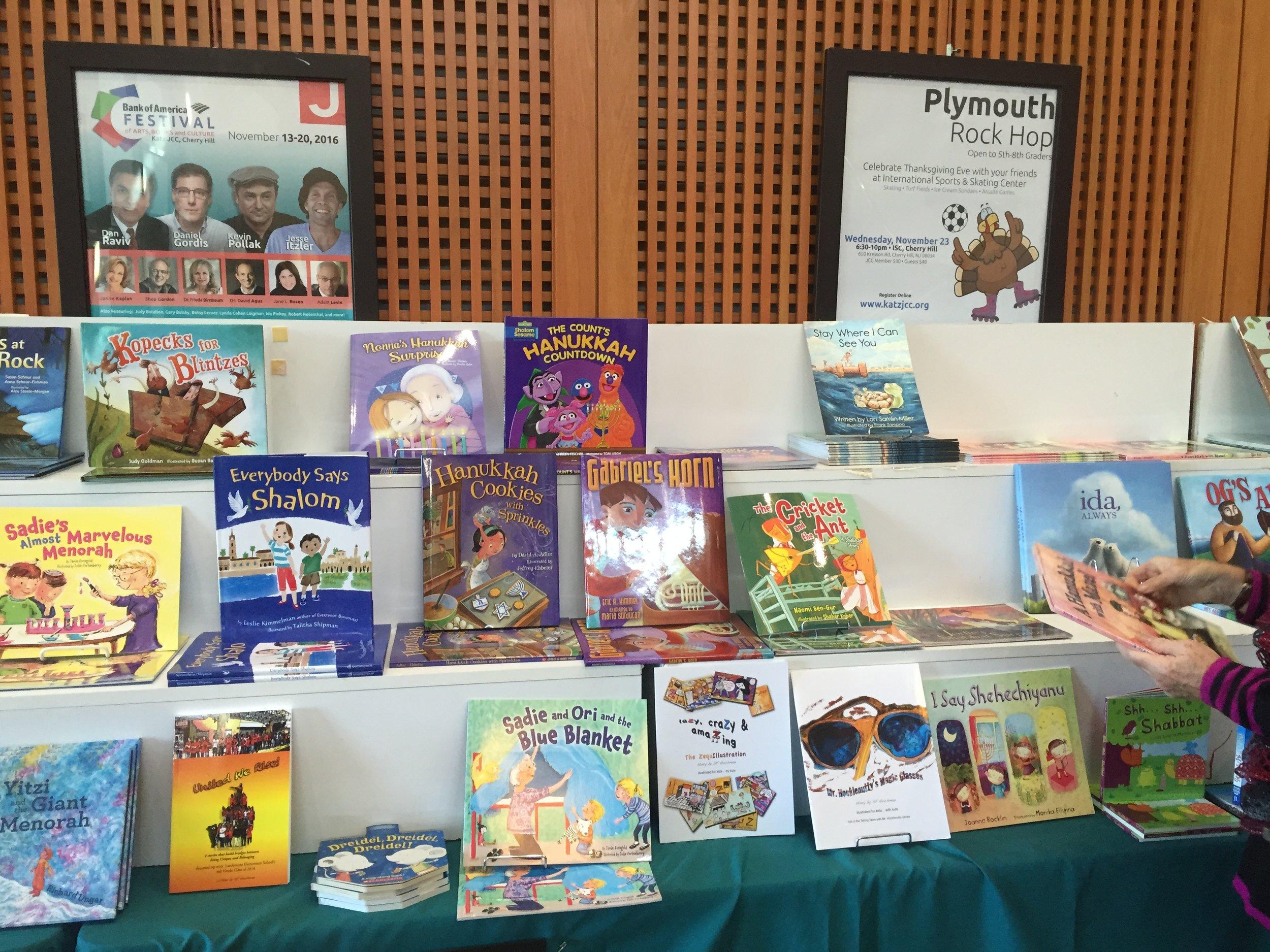 ABC book sale.JPG
