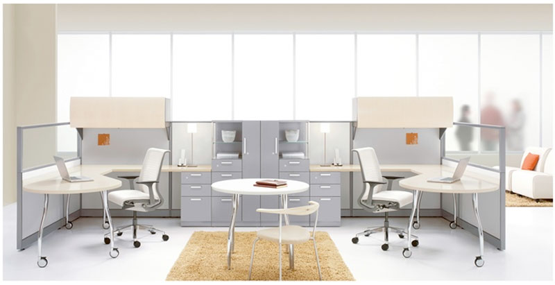 Remanufactured Steelcase Avenir