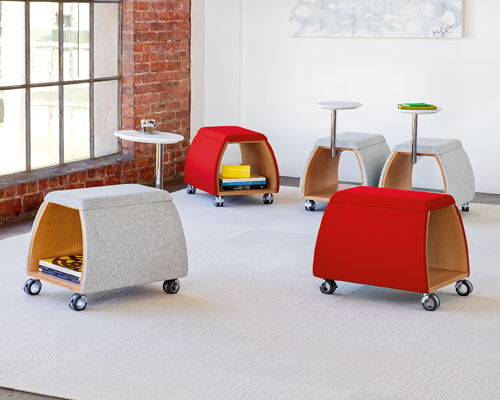 Spot Mobile Bench Series