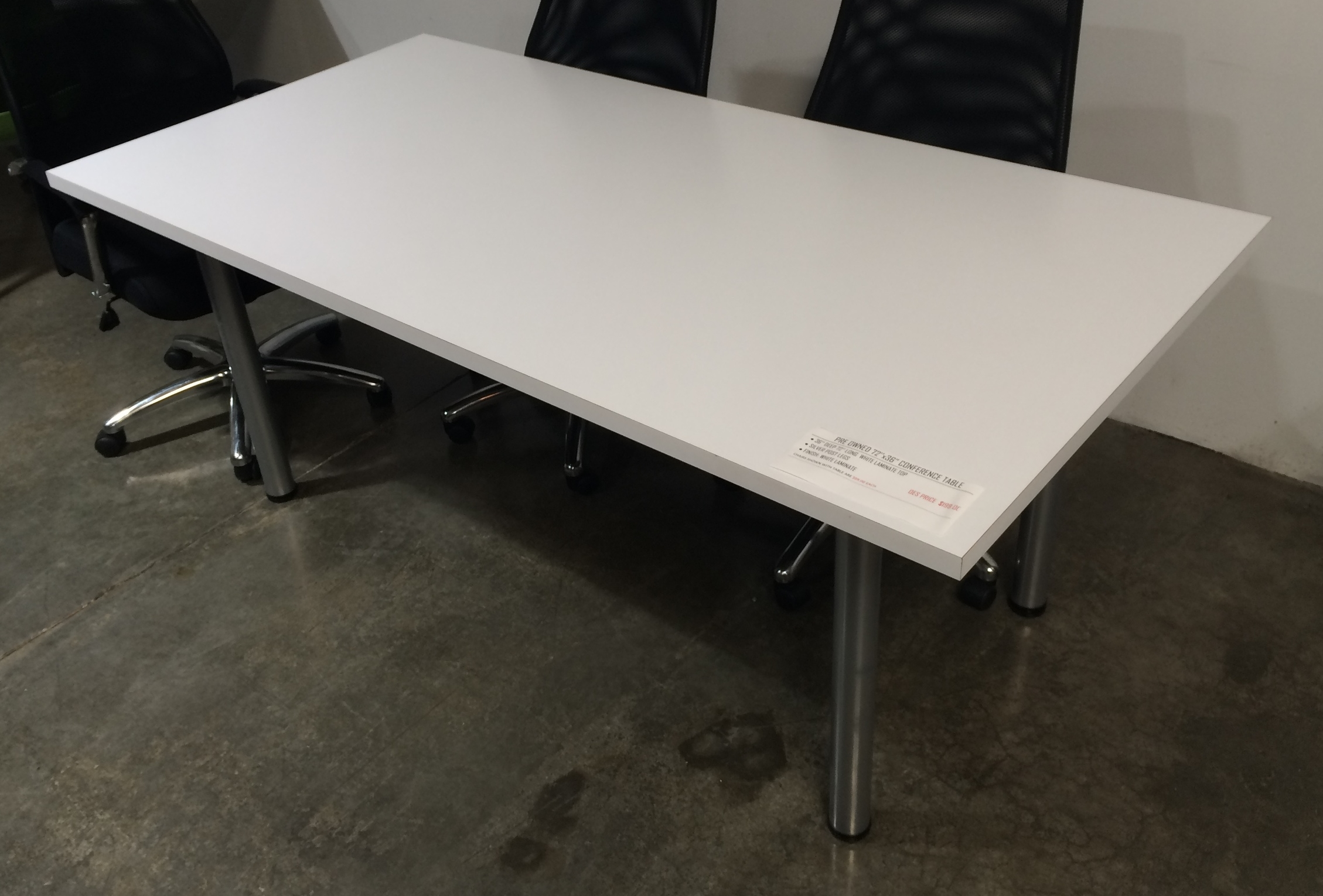 Pre Owned Conference Table ($199.00)