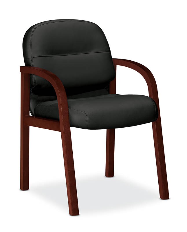 HON Pillow-Soft® Wood Guest Chair ($820 List)
