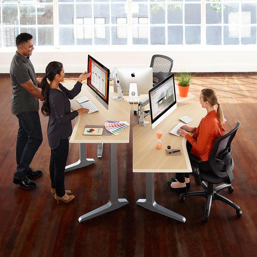 Ergonomics - Solutions for productivity.