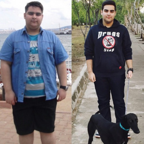 How Alan Found Motivation to Lose 30 kgs