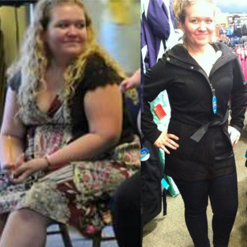 Rachel's Incredible 70-lb. Transformation